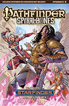 Pathfinder: Spiral Of Bones #4