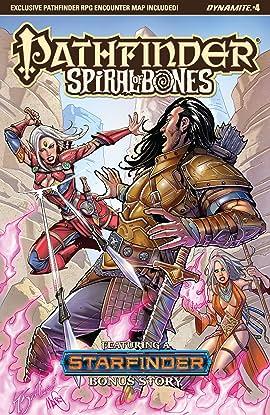 Pathfinder: Spiral Of Bones #4