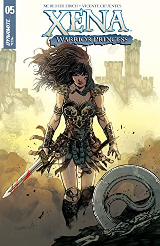 Xena: Warrior Princess Vol. 4 No.5
