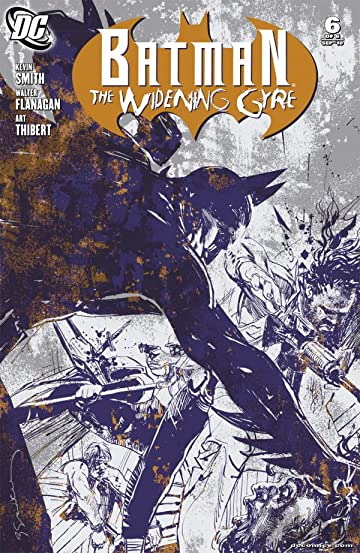 Batman: Widening Gyre #6 (of 6)