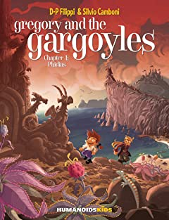 Gregory and the Gargoyles Tome 4