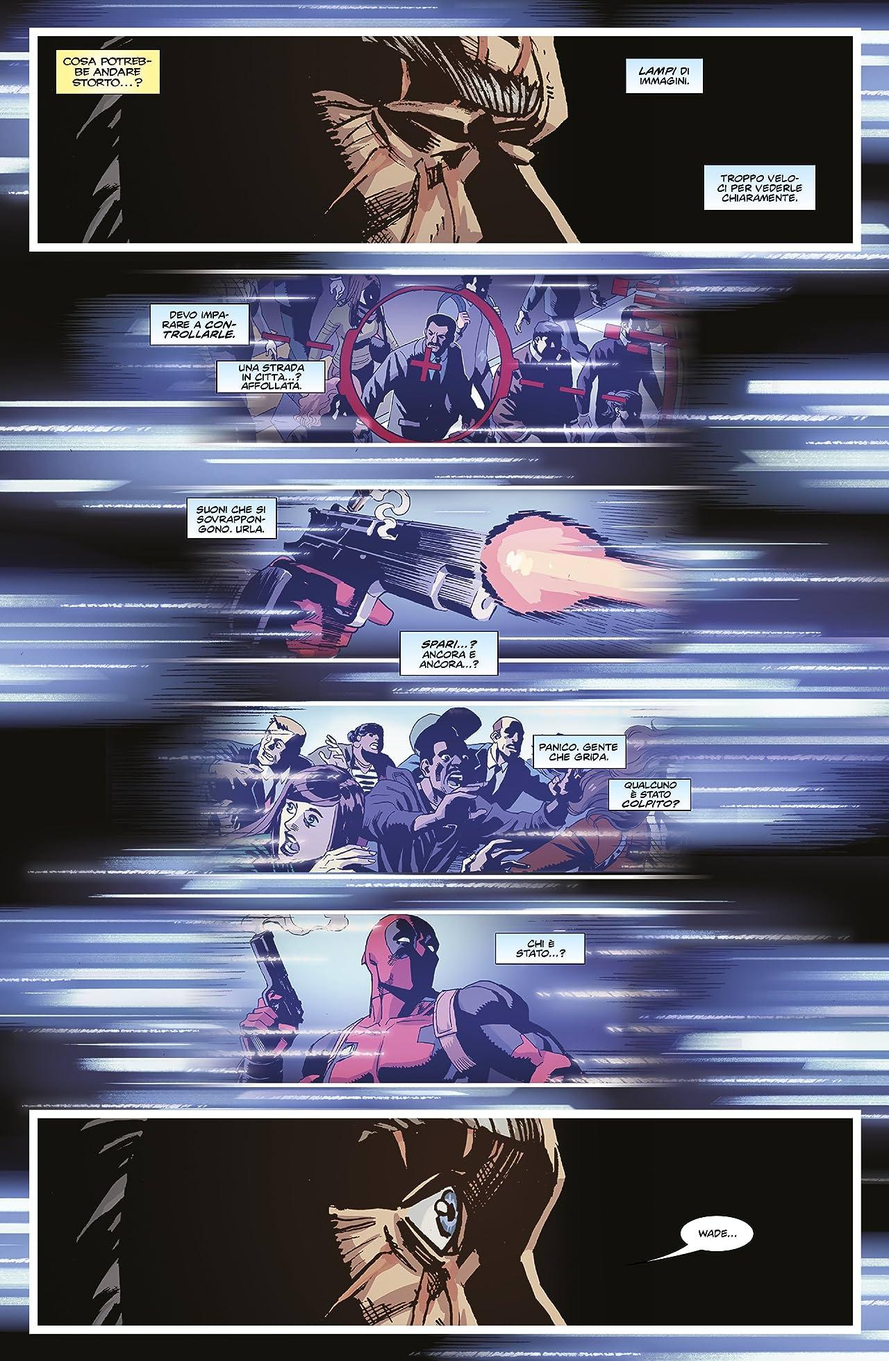 Deadpool & Cable. Frazione Di Secondo