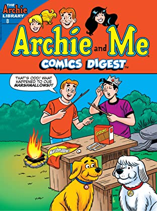 Archie and Me Comics Digest No.8