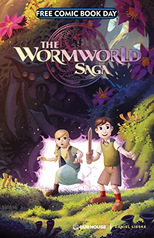The Wormworld Saga Free Comic Book Day 2018