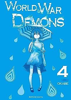 World War Demons Vol. 4