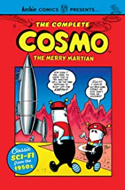 Cosmo: The Merry Martian