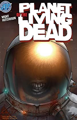 Planet of the Living Dead #1
