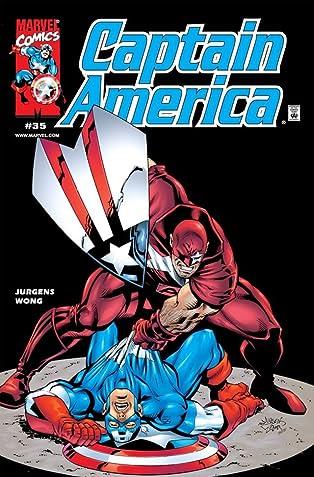 Captain America (1998-2002) #35