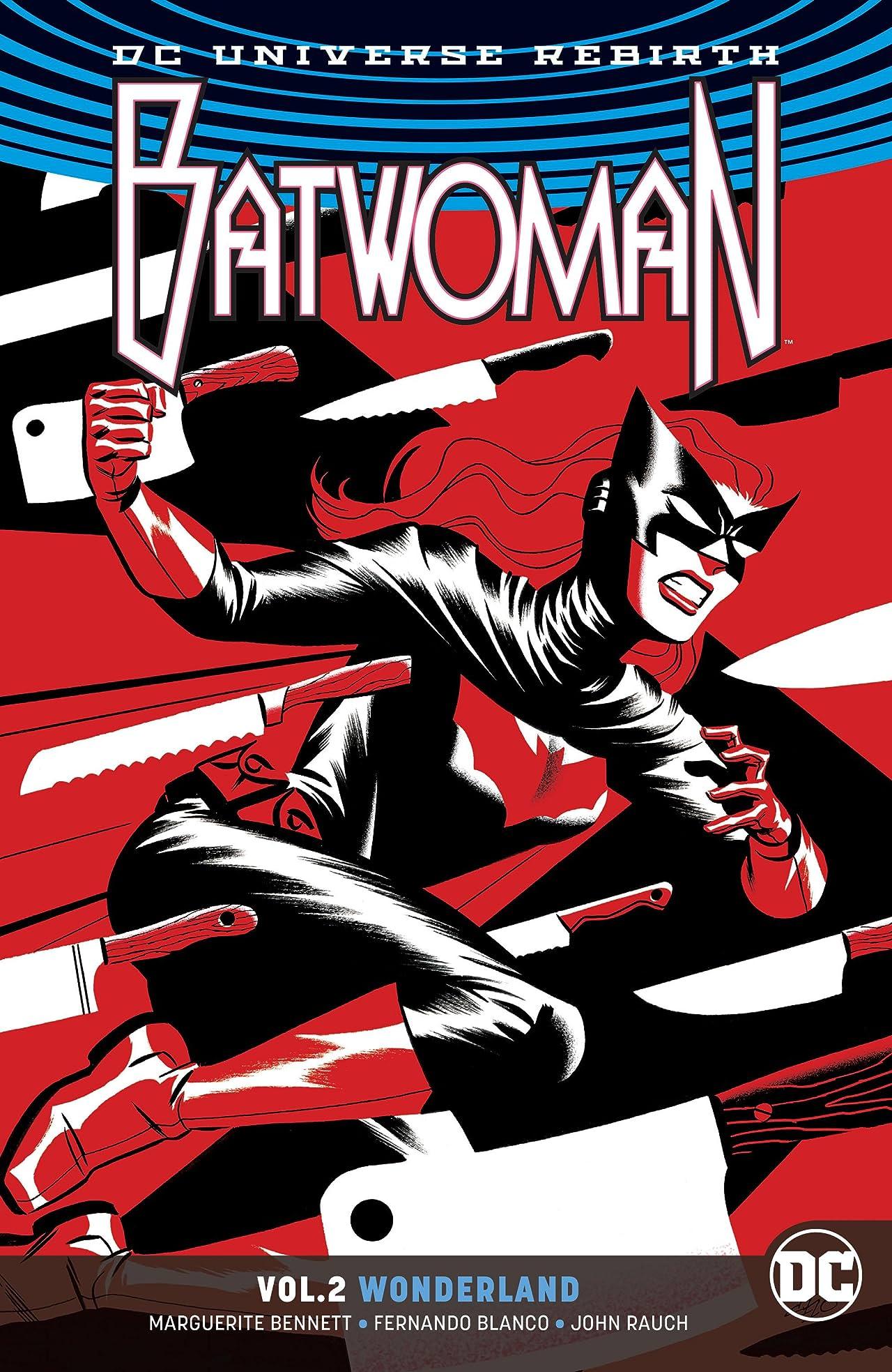 Batwoman (2017-) Tome 2: Wonderland