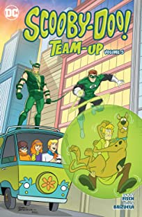 Scooby-Doo Team-Up (2013-) Vol. 5