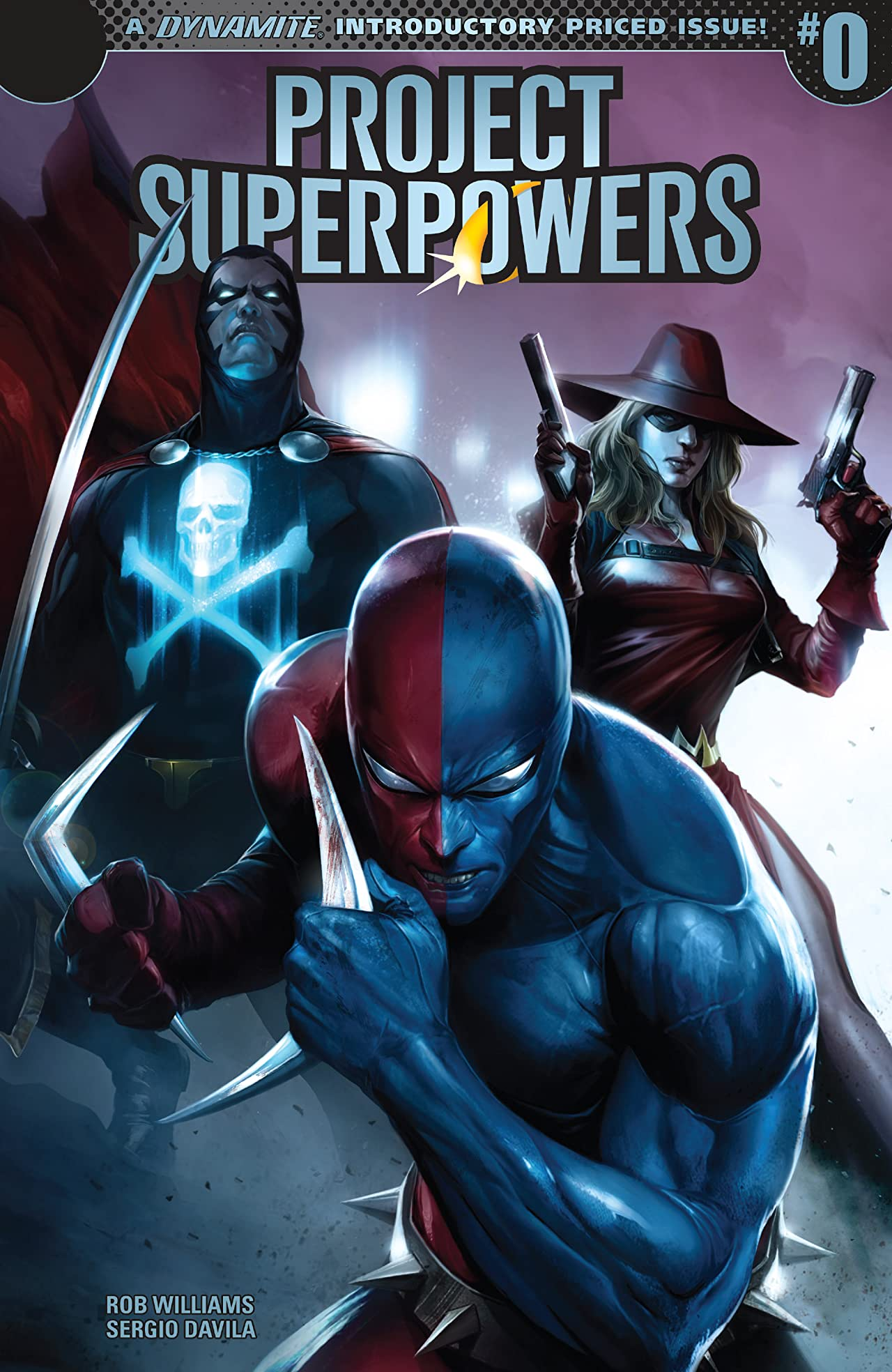 Project: Superpowers Vol. 2 #0