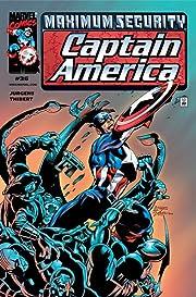 Captain America (1998-2002) #36