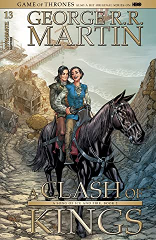 George R.R. Martin's A Clash Of Kings: The Comic Book #13