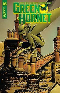 Green Hornet #5