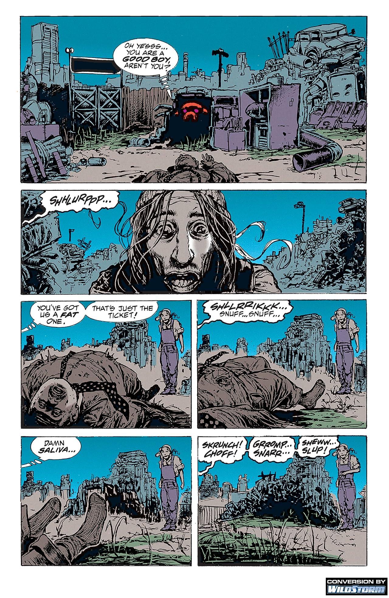 Hellblazer #32