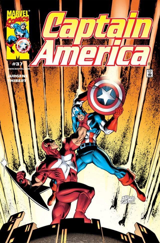 Captain America (1998-2002) #37