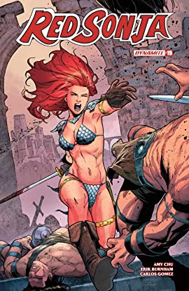 Red Sonja Vol. 4 #19