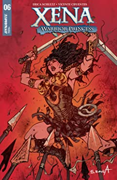 Xena: Warrior Princess Vol. 4 #6