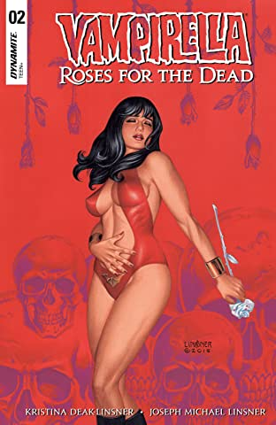 Vampirella: Roses For The Dead No.2