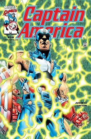 Captain America (1998-2002) #38