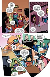 Free Comic Book Day 2017 - Fresh Off the Boat