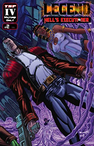 Legend: Hell's Executioner #2