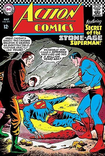 Action Comics (1938-2011) #350