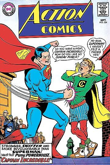Action Comics (1938-2011) #354