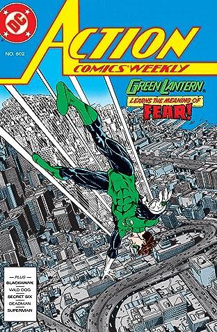 Action Comics (1938-2011) #602