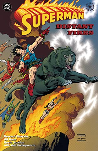 Superman: Distant Fires (1997) #1
