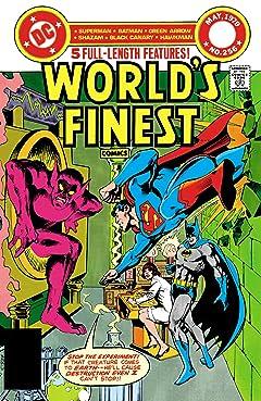 World's Finest Comics (1941-1986) #256