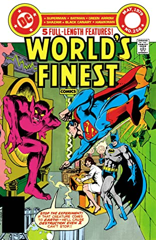 World's Finest Comics (1941-1986) #256