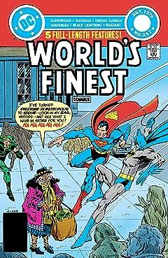 World's Finest Comics (1941-1986) #257