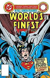 World's Finest Comics (1941-1986) #258