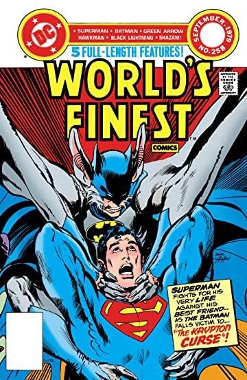 World's Finest Comics (1941-1986) #258