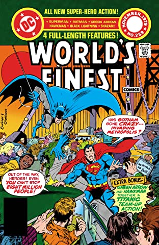 World's Finest Comics (1941-1986) #259