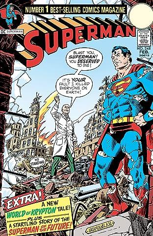 Superman (1939-2011) #248