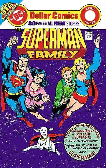 Superman Family (1974-1982) #182