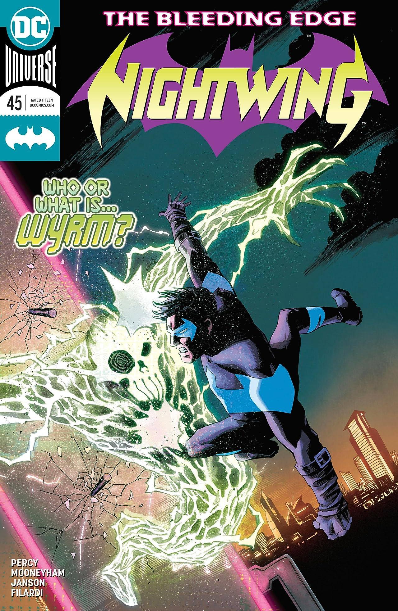 Nightwing (2016-) #45