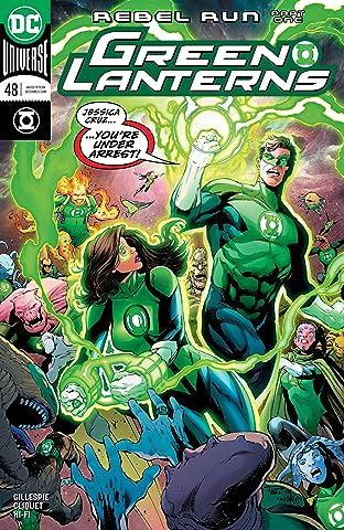 Green Lanterns (2016-) #48