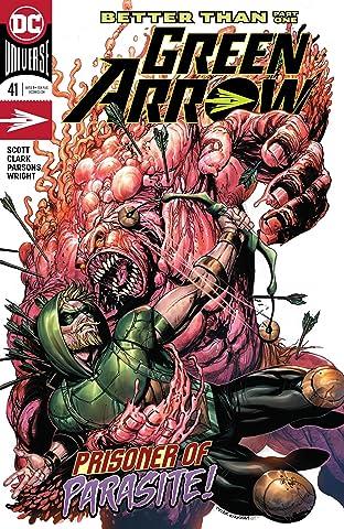 Green Arrow (2016-) #41