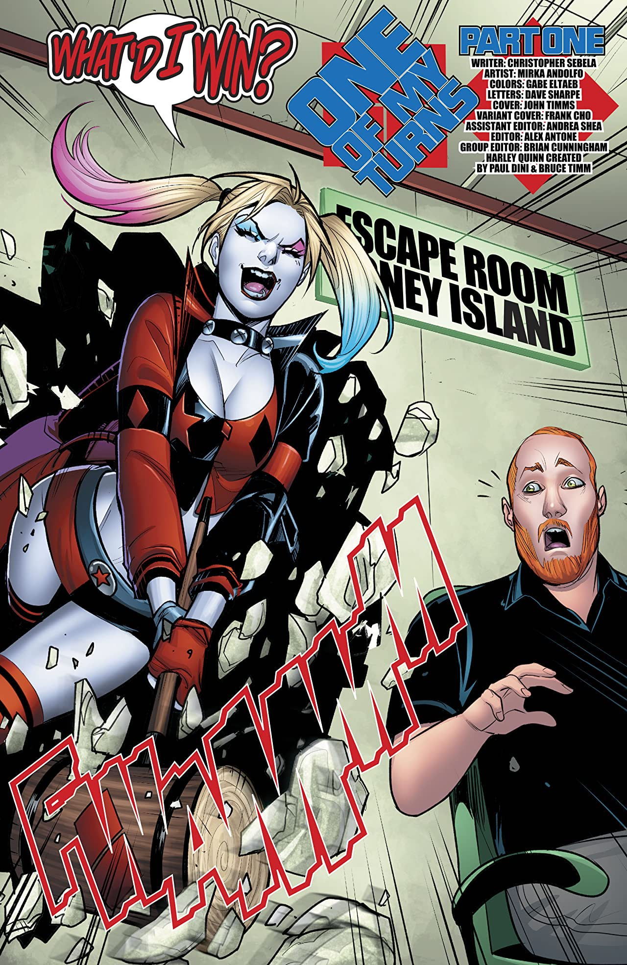 6e20370b1848 Harley Quinn (2016-)  43 - DC Entertainment