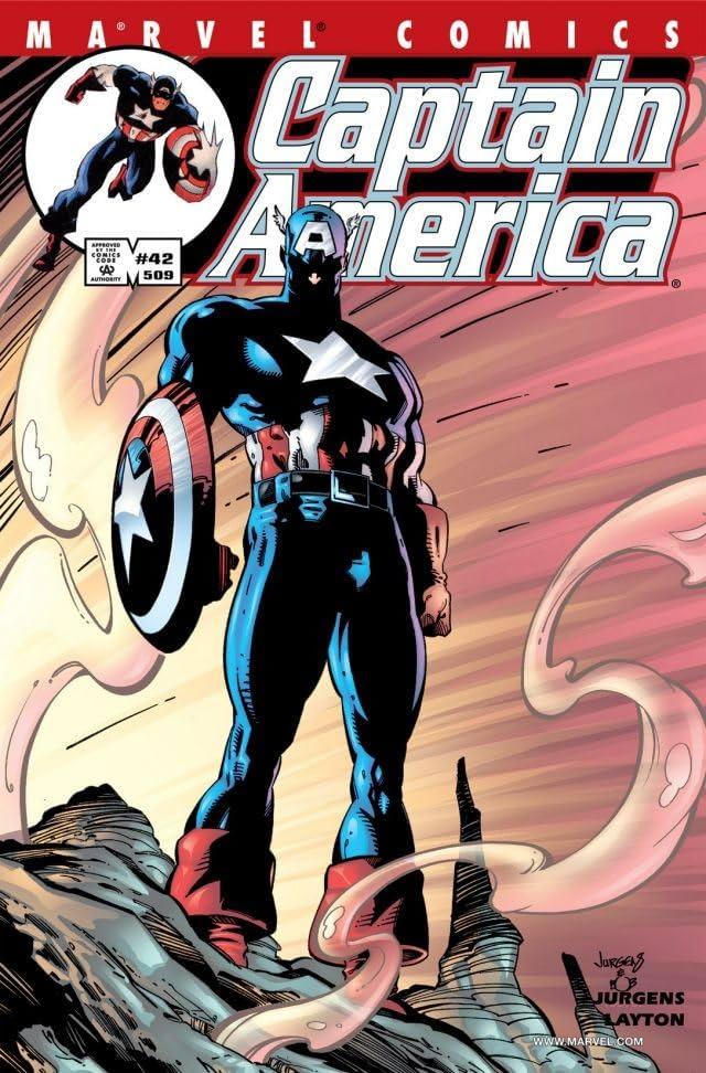 Captain America (1998-2002) #42