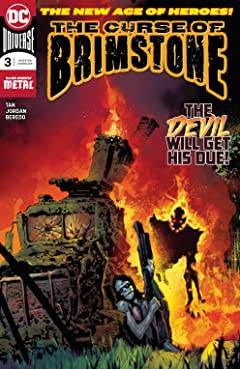 The Curse of Brimstone (2018-2019) #3