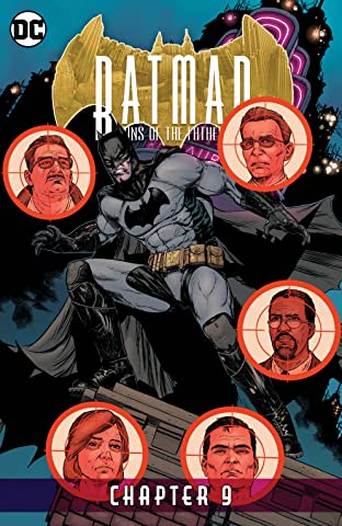 Batman: Sins of the Father (2018) #9