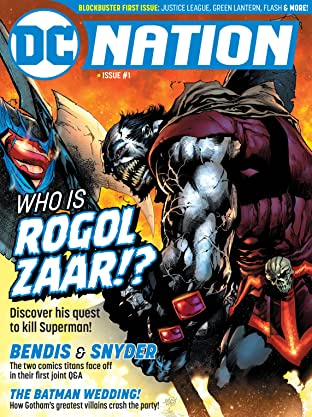 DC Nation (2018-) #1