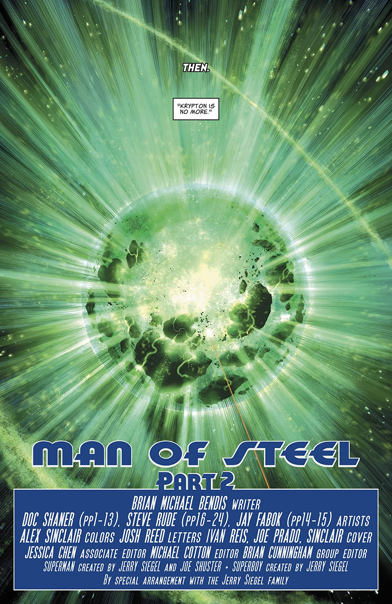 Man of Steel (2018) No.2
