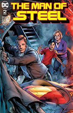 Man of Steel (2018-) #2