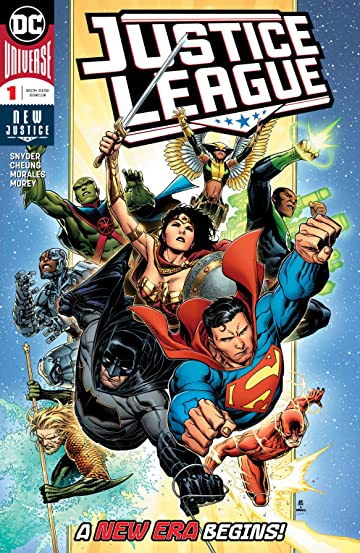 Justice League (2018-) No.1
