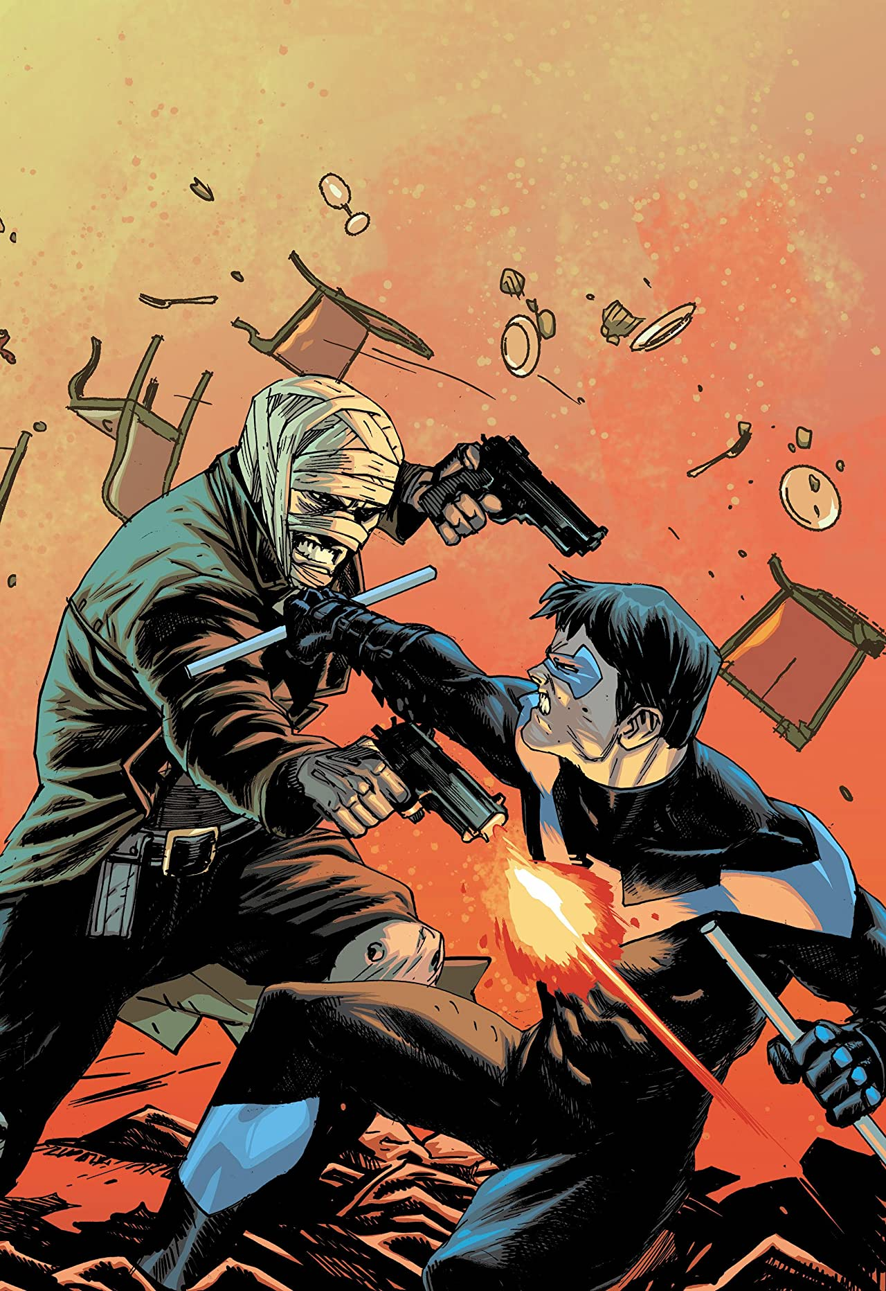 Batman: Prelude to the Wedding: Nightwing vs. Hush (2018-) No.1